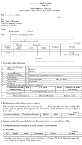 Format of Credit Proposal | Banking Guide for Bankers