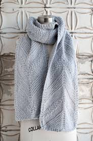 Free Knitting Patterns For Scarves Fascinating Free Knitted Scarf Patterns Design Your Own Pattern Fashionarrow