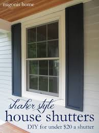 Shutters Everywhere Migonis Home - Shutters window exterior