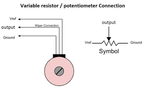 how to use potentiometer arduino tutorial 4 steps (with pictures) Wiring A Potentiometer For Motor how to use potentiometer Potentiometer Motor Control Wiring Diagram