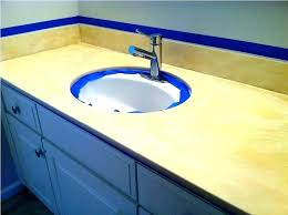 spray paint bathroom painted counter painting countertops diy countertop perfect for wall ideas with can you painting bathroom