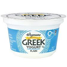 greek yogurt plain