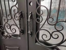 Iron Man Door Design China Man Crafted Made Wrought Iron Door Iron Works Photos