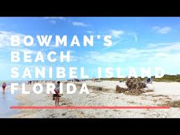 Bowman S Beach Tide Chart Walk On Bowmans Beach Sanibel Island Florida