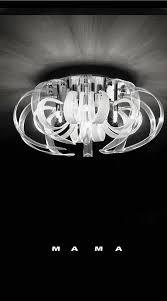 Atomic Bomb Light Fixture Watch Mama Micron Crystal Collection Lamp Design Modern Lighting Design Crystal Collection