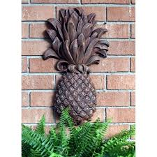 tropical outdoor lighting. Tropical Lighting Pineapple Statues Decor Garden Accessories Clearance Outdoor Hanging Light