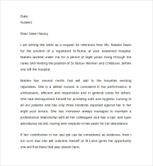 Nurse Reference Letter Magnificent Registered Nurse Recommendation Letter Kubreeuforicco