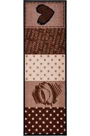 living cook clean brown kitchen runner rugs solid