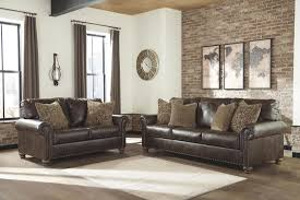 signature design by ashley nicorvo living room set
