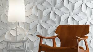 Decorative Relief Tiles Textured Concrete Tiles with Relief Motifs 87