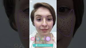 youcam makeup skin diagnostic tool tutorial