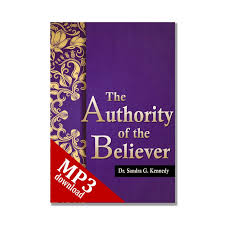 Authority of the Believer (mp3) - Whole Life Christian Bookstore