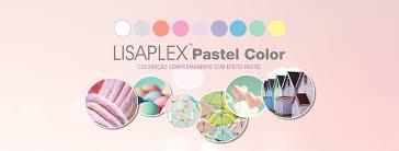 <b>Lisap Milano</b> - <b>Lisaplex</b> Pastel Color, coloração semipermanente ...