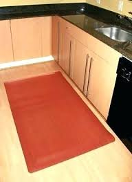 red kitchen mats mat best geometric pattern rugs photo 9 wood design kitche