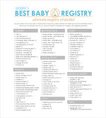 New Baby Checklist Printable Newborn Checklist And Baby Baby