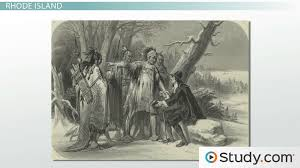 The Puritans and the Founding of the New England Colonies - Video ...