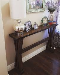 sofa table decor. Best 25 Sofa Table With Storage Ideas On Pinterest Chair Side Within Plan 17 Decor