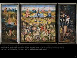bosch the garden of earthly delights. Bosch The Garden Of Earthly Delights (