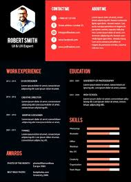 Contemporary Resume Templates Free Resume Template Modern Gray Make Your Pop With This Sleek 26