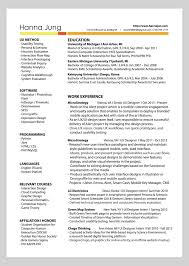 User Experience Designer New York 10 Amazing Designer Resumes That Passed Googles Bar
