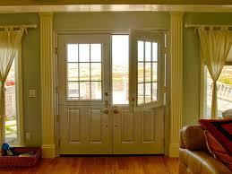 34 inch exterior door slab. interior view of double dutch doors with split finish. two 34 inch half exterior door slab