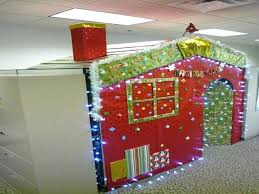 office cubicle christmas decoration. Office Cubicle Decorations For Christmas Decoration