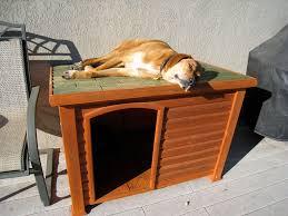 Creative Dog Houses Boomer U0026 George Log Cabin Dog House Size Large Dog Crate Dog