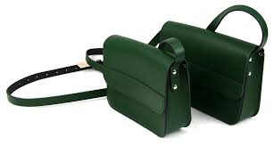 glencroft s quality thick hide leather saddle bags