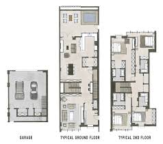 townhouse residence type oosten plano tx williamsburg floor town house plan house plan full