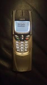 Nokia 8850 handy in für 49,99 € zum ...