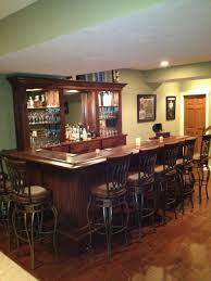 Hand Crafted Black Walnut Home Bar By Jeremy Belanger Woodworking - Home liquor bar designs