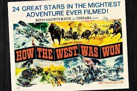 how the west was won movie. Plain The Throughout How The West Was Won Movie M
