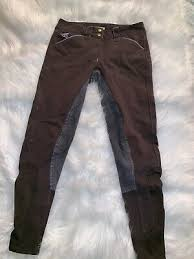 Smartpak Breeches Size Chart Nwt Piper Breeches By Smartpak Original Full Seat Grey