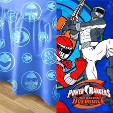 power rangers bedroom thunder operation overdrive fleece throw valance sheet set ranger room decor decorating for
