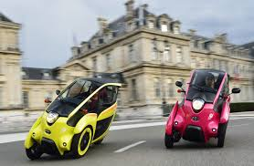 France's Bizarre Three-Wheeled Buggies May Be the Perfect EVs | WIRED