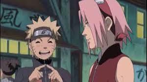 Naruto asks Sakura For Date!!! - YouTube