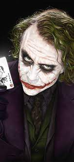 1125x2436 The Joker Artwork Iphone XS ...