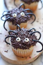 halloween spider cupcakes.  Spider Halloween Spider Cupcakes  These Easy Spider Cupcakes Are A Must This  Halloween And Such Inside L