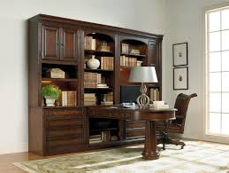 desk in office. Office Wall Unit With Desk In
