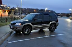 2003 Mazda Tribute - Information and photos - ZombieDrive