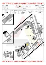 Cairo International Airport Cai Heca Briefing Aerodrome