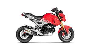 <b>Honda MSX 125</b> / Grom 2019 Racing Line (Titanium) - Akrapovič ...