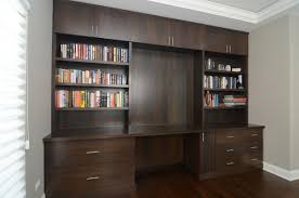 office wall units. Extra Big Size Dark Wood Wall Shelving Unit With Center Desk And Under  Cabinet Systems Many Office Units L