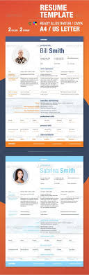 Elegant Resume Template - Resumes Stationery
