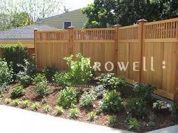 fence panels designs. Custom Wood Fence Panels In California Designs