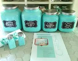 teal kitchen canisters pottery rustic canister set containers storage teal kitchen canisters pottery rustic canister set containers storage