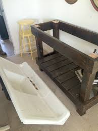 sinks antique cast iron kitchen sink with drainboard antique