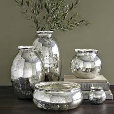 mercury glass vases mercury glass vases diy mercury glass vase gold