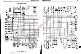 wiring diagram vt1100 shadow schematics and wiring diagrams honda shadow vt1100 wiring diagram and electrical system