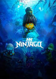Lego Ninjago Season 15 Seabound Poster in 2021
